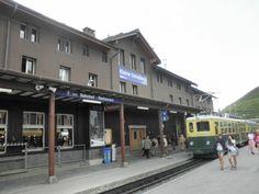 Stanice Kleine Scheidegg