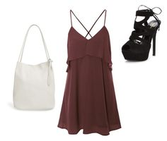 """""""Hola night"""" by shazzaandme ❤ liked on Polyvore featuring Glamorous"""