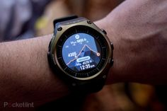 Casio WSD-F10 Android Wear smartwatch: Google wearable goes rugged - photo 1