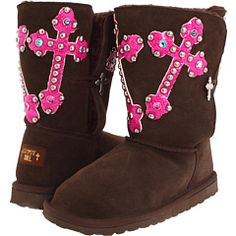 I love these Gypsy Soule boots!