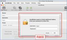 Hackeado el codificador de video de Mac HandBrake