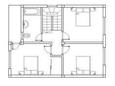 casa duplex 308 Floor Plans, Home, Duplex House, Homes, Places, Ideas, House, Ad Home, Haus