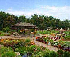 Cantigny Idea Garden, Wheaton, IL