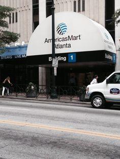 AmericasMart Building 1 in Atlanta, GA
