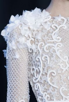 130186:  Ralph & Russo Haute Couture Fall 2014  White