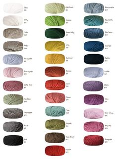 El blog de Dmc: Promoción: ¡¡Consigue los 34 colores de Natura!!