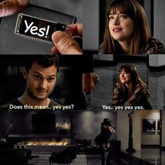 "2,665 Likes, 24 Comments - Fifty Shades Trilogy (@fiftyshadesupdates) on Instagram: ""I'm going to have to start paying someone to write me creative captions #AnastasiaSteele…"""