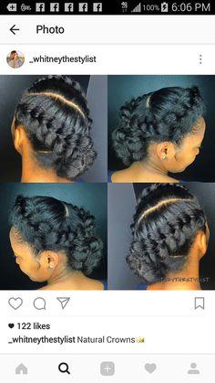 braid hairstyles for school High Ponytails - Hair Styles For School Braided Hairstyles For School, Afro Hairstyles, Wedding Hairstyles, Teenage Hairstyles, Updo Hairstyle, Wedding Updo, Protective Hairstyles, Big Braids, Girls Braids