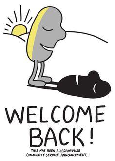 Jeremyville Corner Store — Welcome Back