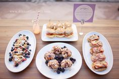 yummy food. #bridal shower #small bites Always A Bridesmaid, Great Recipes, Delicious Recipes, Food For Thought, Nom Nom, Diana, Brunch, Food And Drink, Yummy Food