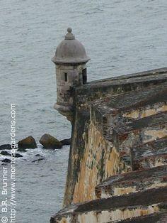 El Morro Fortress, San Juan - Puerto Rico