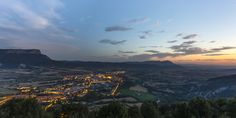 Sunset in Jaca by Miguel Moreno Dobato on 500px
