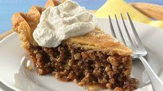 Greek Walnut Pie - CupcakeCandyCastle