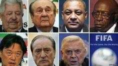 A los arrestados se los vincula con una supuesta trama de corrupción generalizada en la organización, que involucra sobornos valuados en unos US$150 millones, durante más de 20 años.
