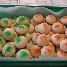 Italian Oil Cookies - Thermador