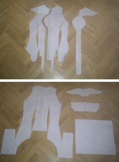 Satele Shan - inspiration - Nebulaluben's pattern