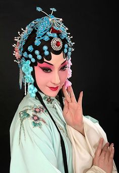 Kunqu Opera, originated in Suzhou during the Ming Dynasty (1368 - 1644) and the mother of all Chinese operas including Beijing Opera. It's the first item in the world to be listed as the Oral and Intangible Cultural Heritage (UNESCO).