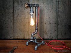 pipe lamp | DIY for Life
