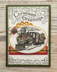 Caring for Stamps: Aftellen naar de Herfst/Winter Catalogus #20: Stampin' Up! ~ Christmas Magic