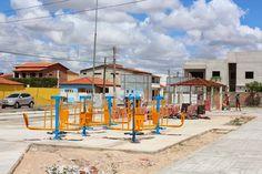 HORA DA VERDADE: ATUALIDADE: Obras seguem a todo vapor em Riachão d...