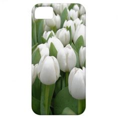 Land Of the White Tulips iPhone 5 Covers $42.95