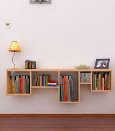 Foto tratta da 16 idee geniali per creare una libreria magnifica! La quarta è davvero originale! (16 foto)