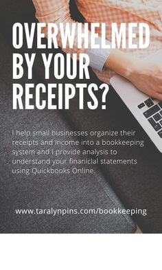 I help businesses organize their financial situation to save them time and money. Simplify your tax prep and stay on top of your business income and expenses so you know your . Bookkeeping Business, Bookkeeping Services, Minimalism Blog, Small Business Organization, Quickbooks Online, New Things To Learn, Marketing Plan, Mom Blogs, Pinterest Marketing