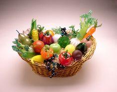 THE ART GLASS FARMER'S MARKET ~ Exhibit & Sale Featuring Exquisite Fine Art Glass Fruits, Vegetables