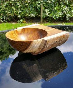 Laburnum emerging bowl by Kieran Reynolds
