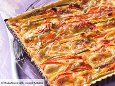 Quiches, Lasagna, Entrees, Hamburger, Food And Drink, Veggies, Appetizers, Healthy Recipes, Cooking