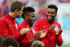LFC call-ups by England