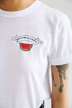 Future State Cute Fruit Tee - Urban Outfitters