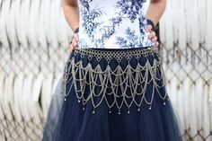 Love, love, love this belt. Don't know where I'd wear it, but I'd love to possess the talent and time to make it.