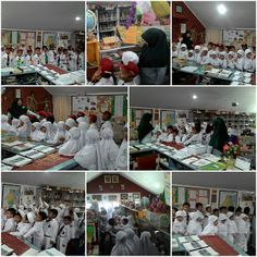 Perpustakaan Bunga Bangsa ƸӜƷ: Pendidikan Pemustaka (User Education) Tahun 2016