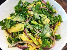 Good Food: Apple Walnut Gouda Salad