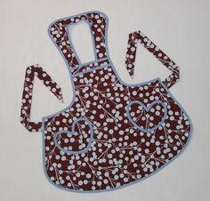 Cute apron pattern