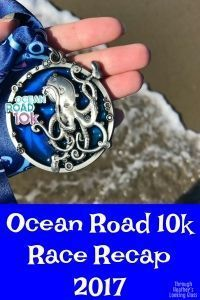 Ocean Road 10K 2017 Race Recap. This is a race in Narragansett Rhode Island it has a beautiful course along the water and an adorable medal. I highly recommended this race.