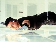 Ethan Hunt in Mission Impossible