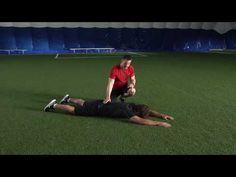 Hockey Off-Ice Training Drill #3: Core Circuit Training