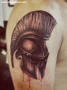 tatuajes escudos espartanos - Buscar con Google
