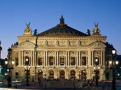 Paris Palacio de la Opera Granier imperdible visitalo