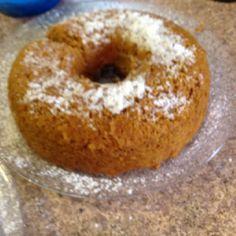 Pumpkin Chests Cake Recipe