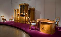 Meubles de Victor Horta | Patrimoine FRB