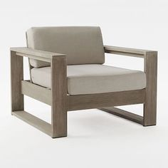 Portside Lounge Chair #westelm