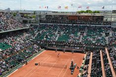 How To Enjoy French Open Tennis In Paris Updated For 2020 French Open Tennis French Open Tennis
