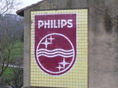 Historia de Electrogás: Otra pared Philips