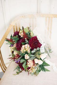 High School Sweethearts' Wedding at The Ivory Oak in Texas Burgundy Wedding Flowers, Maroon Wedding, Flowers Wine, High School Sweethearts, Wedding Planning, Wedding Ideas, Wedding Photos, Flower Centerpieces, Flower Pots
