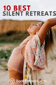Ever wondered what really happens on a silent meditation retreat? Found out for yourself. 7 of The World's Most Stunning Silent Meditation Retreats 📿🧡  #unplug #destress #recharge Yoga Sequence For Beginners, Workout For Beginners, Meditation Retreat, Guided Meditation, Spiritual Inspiration, Yoga Inspiration, Travel Inspiration, Yoga Teacher Training, Ashtanga Yoga