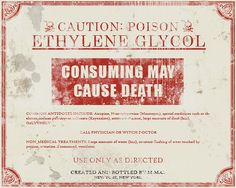 Potion Ingredients Label | Flickr - Photo Sharing!     - There's like 30 different styles to choose from..