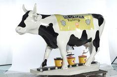 Ice Cream Factory, Paris Cow Parade